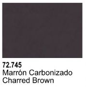 Game Air - Charred Brown - 17ml <br>Vallejo72745